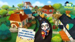 free iPhone app Dr. Panda le Facteur