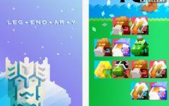 free iPhone app Leg·end·ar·y