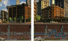 free iPhone app PipeRoll 3D HD