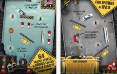 free iPhone app Car Crusher