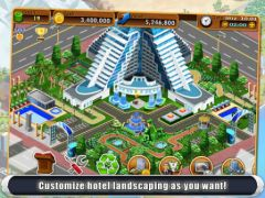 free iPhone app Hotel Tycoon 2 HD