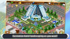 free iPhone app Hotel Tycoon 2