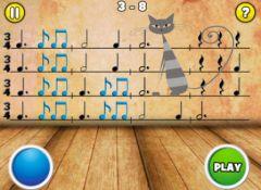 free iPhone app Rhythm Cat Pro HD