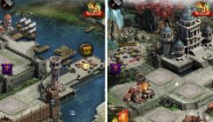 free iPhone app Clash of Kings