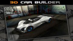 free iPhone app 3D Car Builder