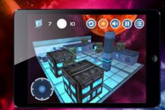 free iPhone app Deadly Robots