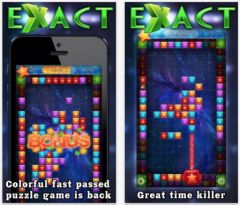 free iPhone app Exact