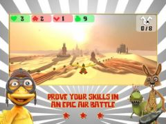 free iPhone app Duck Force