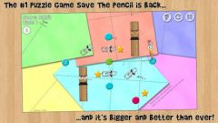 free iPhone app Save The Pencil 2