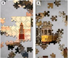 free iPhone app Jigsaw Puzzle App