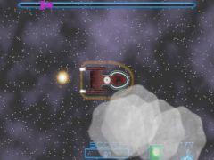 free iPhone app Space Crossing