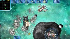 free iPhone app Space Borders: Alien Encounter