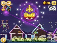 free iPhone app Angry Birds Seasons HD