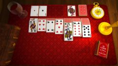 free iPhone app Sublime Solitaire