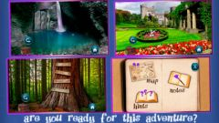 free iPhone app Alice Trapped in Wonderland