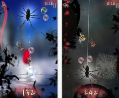 free iPhone app NastySpider