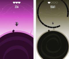 free iPhone app Gravity Jack