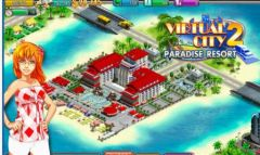 free iPhone app Virtual City 2: Paradise Resort HD (Full)