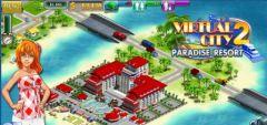 free iPhone app Virtual City 2: Paradise Resort (Full)