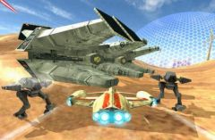 free iPhone app Edge Of Oblivion: Alpha Squadron 2