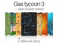 free iPhone app Gas Tycoon 3