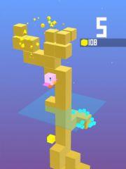 free iPhone app Birdie Falls
