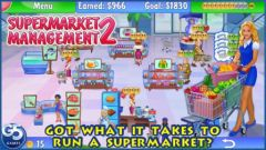 free iPhone app Supermarket Management 2 HD