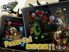 free iPhone app Samurai And Ninja - Demon Slayer