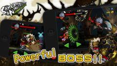 free iPhone app Samurai And Ninja - Demon Slayer