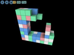 free iPhone app Sea of Squares