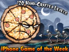 free iPhone app Pizza Vs. Skeletons
