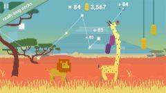free iPhone app oh my giraffe