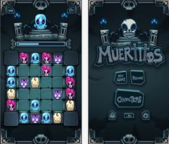 free iPhone app Muertitos