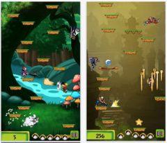 free iPhone app Luffy Jump