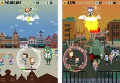 free iPhone app Zombie Judgment Day