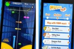free iPhone app Musica Tap