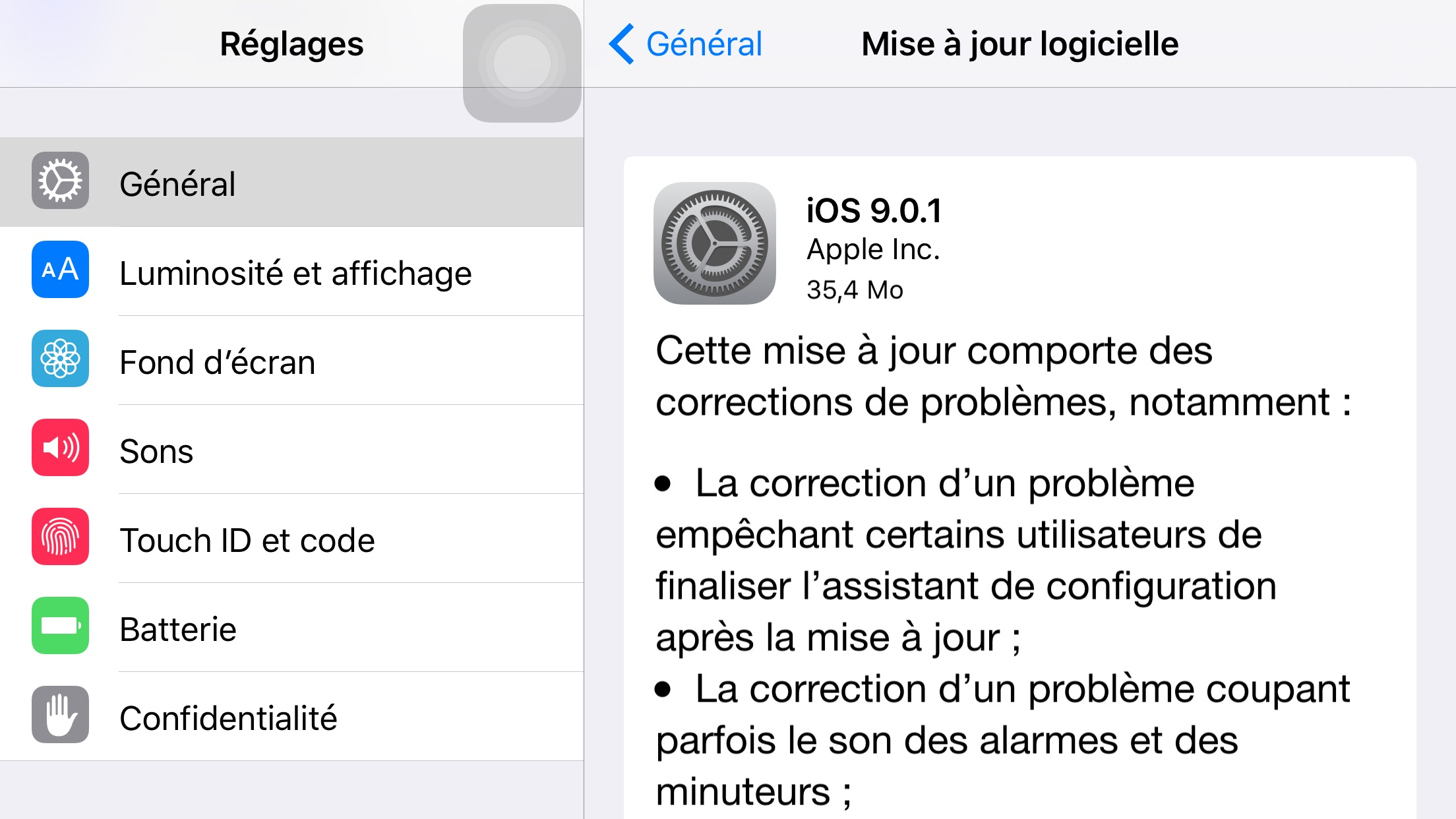comment mettre un iphone a 0