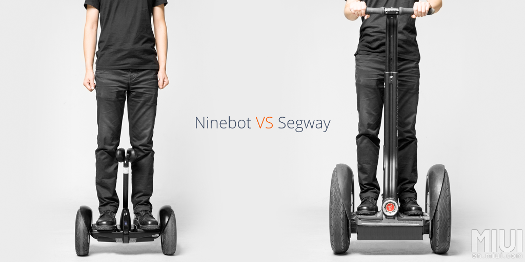 xiaomi pr sente un mini segway le ninebot mini pilotable via smartphone et tr s peu couteux. Black Bedroom Furniture Sets. Home Design Ideas
