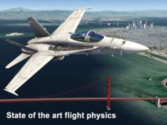free iPhone app Aerofly 2 Flight Simulator