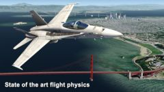 free iPhone app Aerofly 2 Flight Simulator