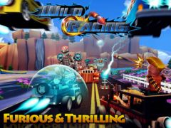 free iPhone app Wild Racing