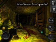 free iPhone app Slender Man Origins 2