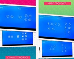 free iPhone app IQ Test Pro Edition