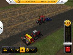 free iPhone app Farming Simulator 14