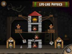 free iPhone app Siege Hero HD