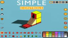 free iPhone app Blox 3D World Creator
