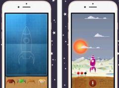 free iPhone app Wee Rockets