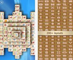 free iPhone app Mahjong