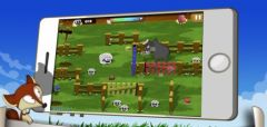 free iPhone app Hay Ewe - A sheep puzzle adventure
