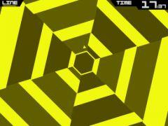 free iPhone app Super Hexagon